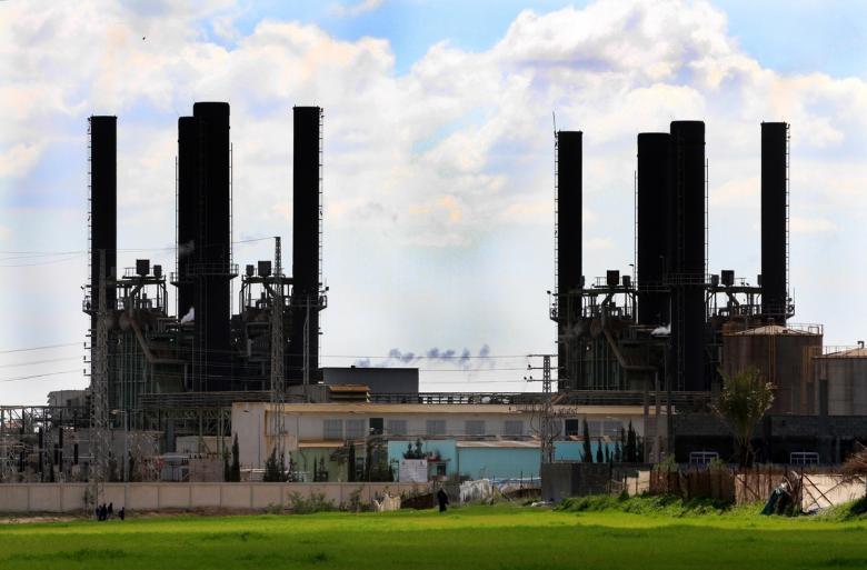 سلطة الطاقة تعلن توقف محطة الكهرباء عن العمل