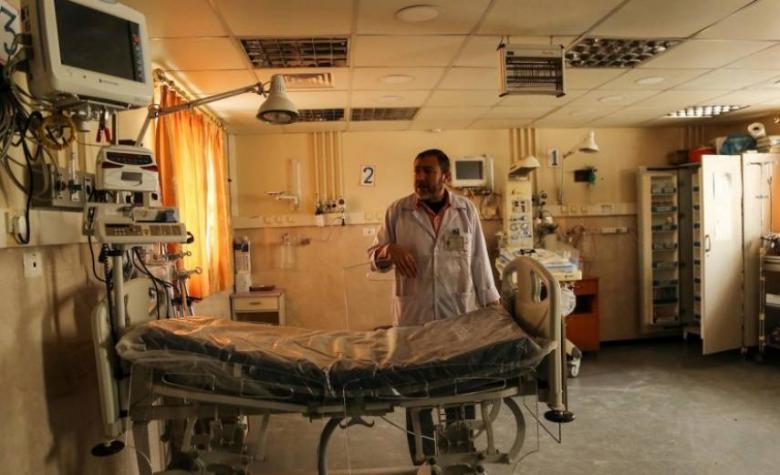 إضراب بالمستشفى الحكومي بجنين بعد الاعتداء على عاملين