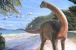 """اكتشاف ديناصور بحجم """"حافلة"""" في مصر"""