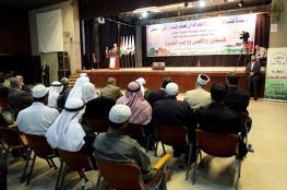 علماء الأمة يدعون لنصرة فلسطين والتصدي لمحاولات الاحتلال