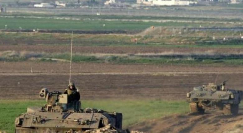 الاحتلال يستهدف المزارعين شرق خانيونس