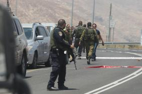 الاحتلال يطلق النار على شاب فلسطيني قرب نابلس