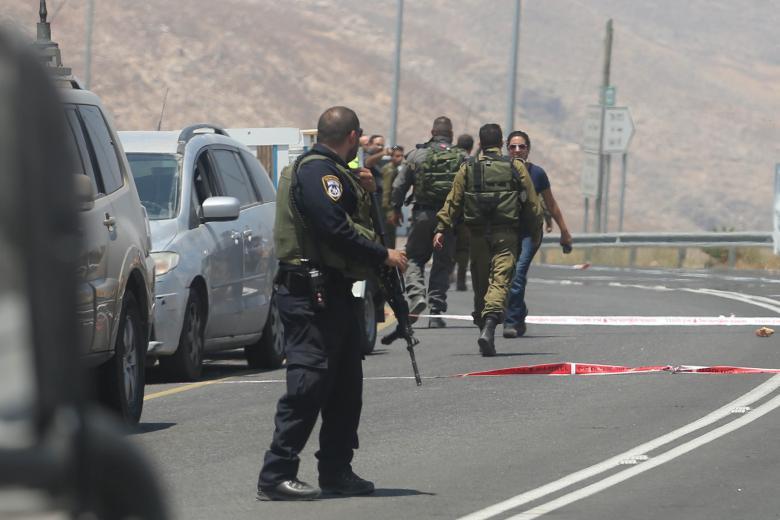 استشهاد شاب برصاص الاحتلال قرب نابلس