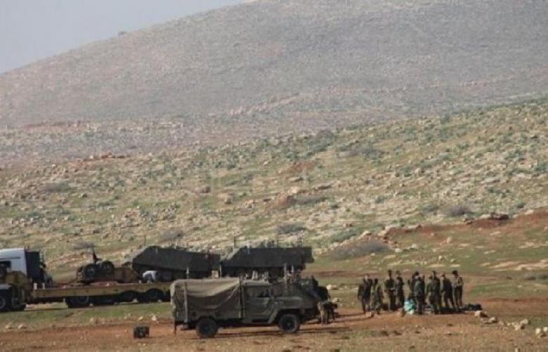 الاحتلال يلاحق الرعاة ويحتجز عددا منهم في الأغوار الشمالية