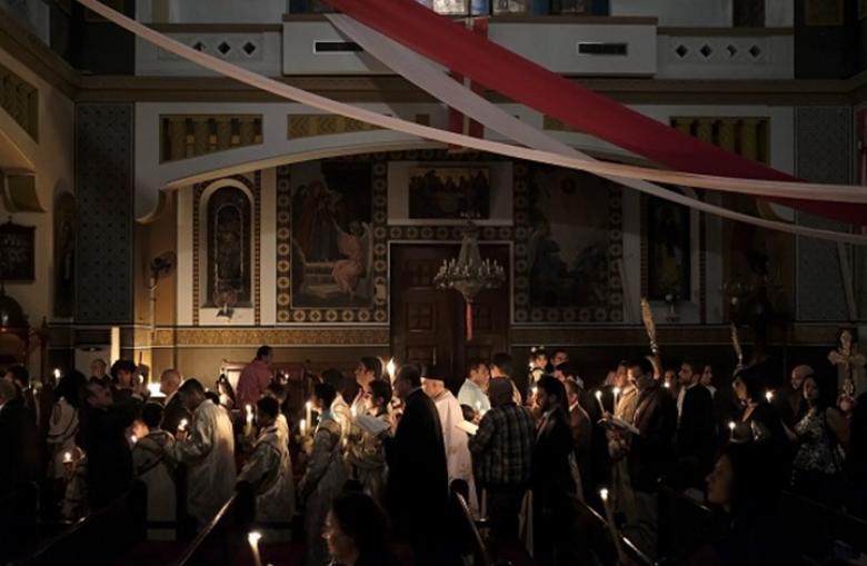 مقتل ضابط إثر انفجار عبوة ناسفة بمحيط كنيسة شرقي القاهرة