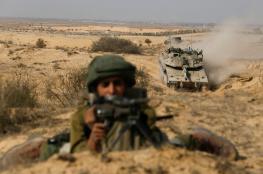 تدريبات عسكرية لجيش الاحتلال حتى نهاية الأسبوع