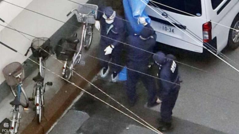 اعتراف يابانية دفنت 4 من أطفالها في الخرسانة