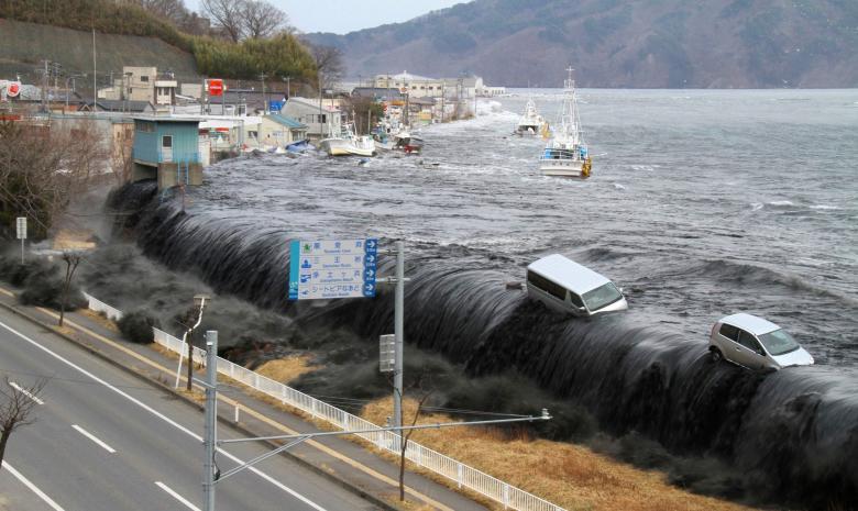 تحذير من تسونامي بعد زلزال  قبالة كاليدونيا الفرنسي