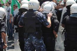 حماس تدين اعتداء أجهزة الضفة على منزل المحرر حباينة