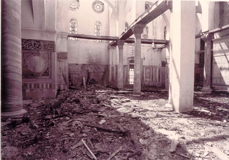 غدا الذكرى الـ48 لإحراق المسجد الأقصى