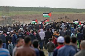 إصابات باعتداءات قوات الاحتلال شرق قطاع غزة