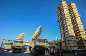 إيران تكشف النقاب عن منظومة صاروخية محلية
