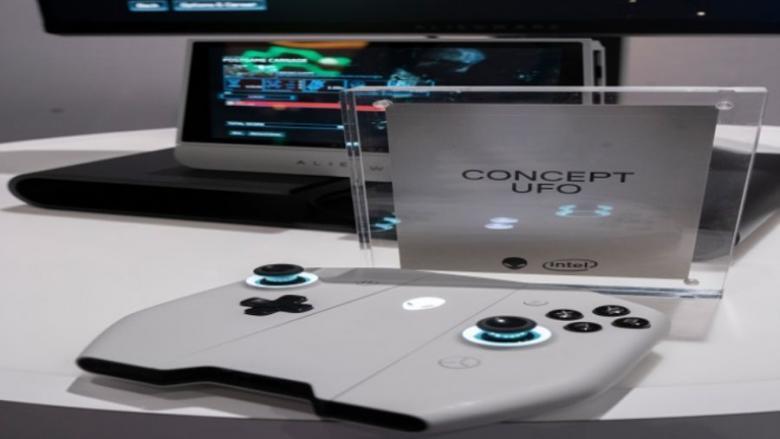 """وداعا لـ""""اللابتوب"""".. جهاز ألعاب محمول من ديل"""