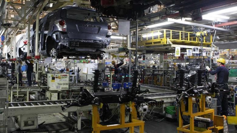 الناتج الصناعي التركي يتراجع للشهر السادس على التوالي