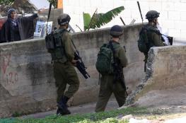 الاحتلال يستولي على أجهزة مراقبة بنابلس