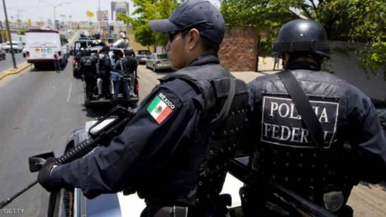 """جريمة على """"الطريقة الداعشية"""" في المكسيك"""
