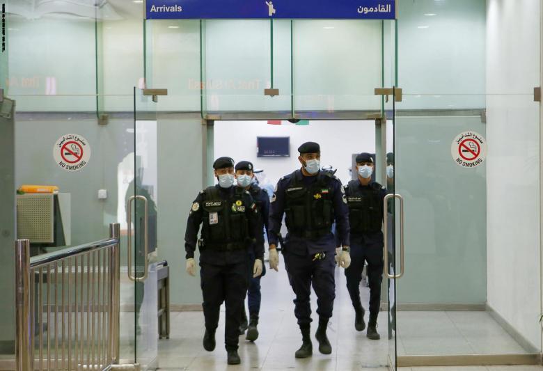ارتفاع حالات الإصابة بكورونا في الكويت