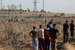 الاحتلال يعتقل شاباً تسلل عبر حدود القطاع