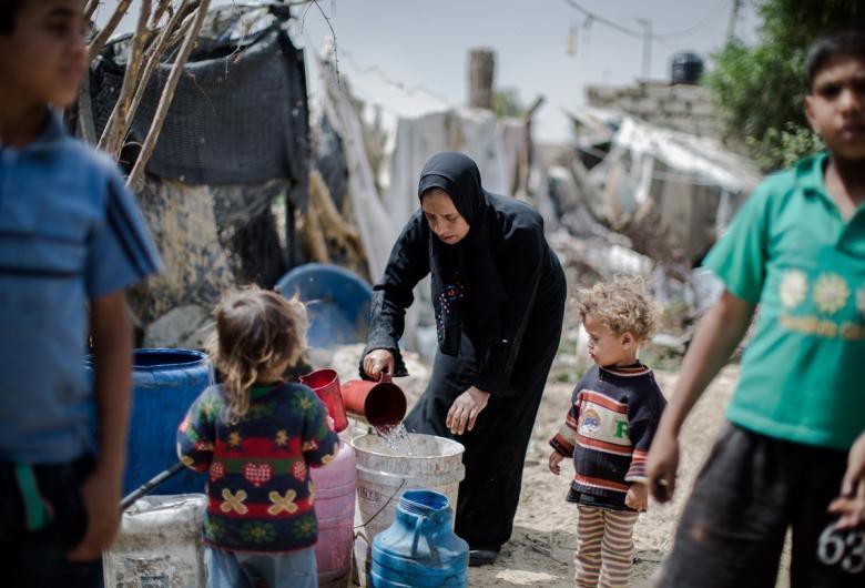 عبد العاطي: وضع غزة كارثي وهذه هي السيناريوهات المتوقعة