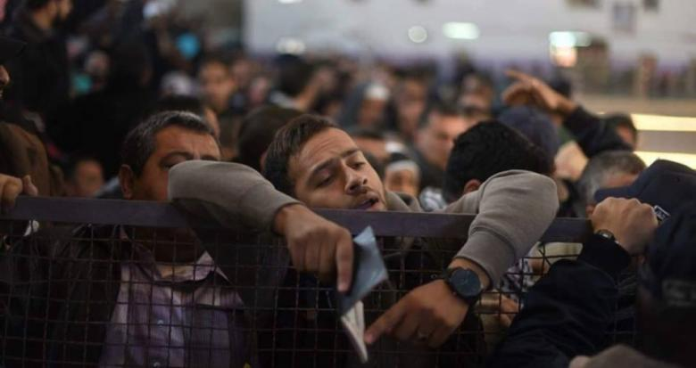 مصر تفتح معبر رفح لإدخال جثمان مواطن