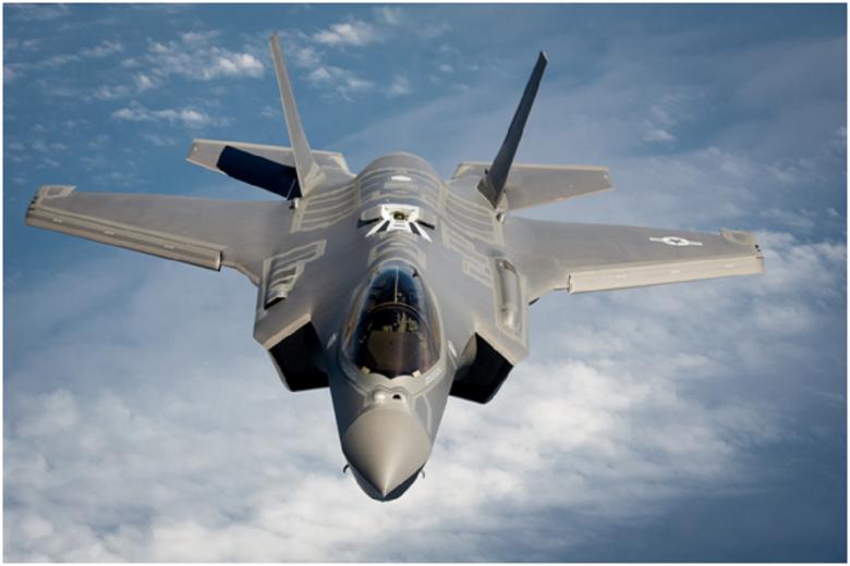 الاحتلال يستلم طائرات F35 الأسبوع المقبل
