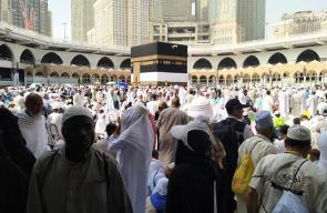 السعودية تعلن وصول أكثر من مليون و600 ألف من حجاج الخارج