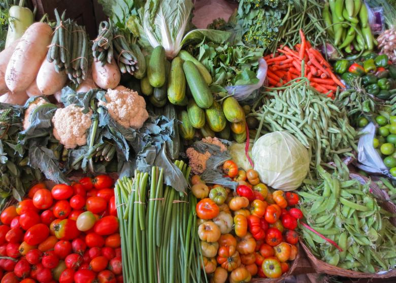 التغذية غير الصحية تعزز فرط الحمضية