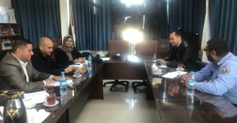 اللجنة الإعلامية لمناهضة التعذيب تناقش تعزيز ثقافة احترام الحريات