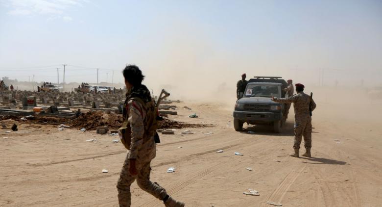 الجيش اليمني: مقتل 18 مهاجما من الحوثيين على حدود السعودية