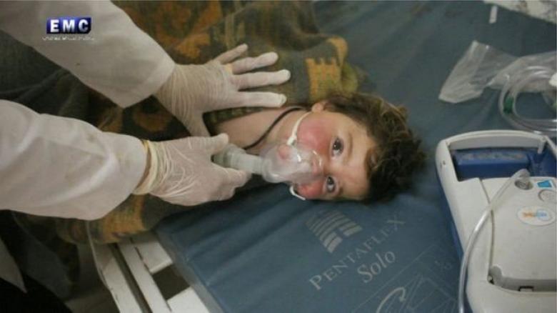 منظمة حظر الأسلحة الكيماوية: خان شيخون هوجمت بغاز السارين