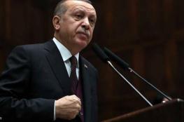 أردوغان: سنخنق قوة تدعمها أمريكا في سوريا حتى قبل أن تولد