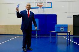 صحيفة تتحدث عن فرص نتنياهو بالانتخابات الإسرائيلية