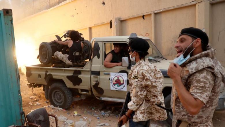 للوقوف على هجوم حفتر.. وفد أوروبي في طرابلس