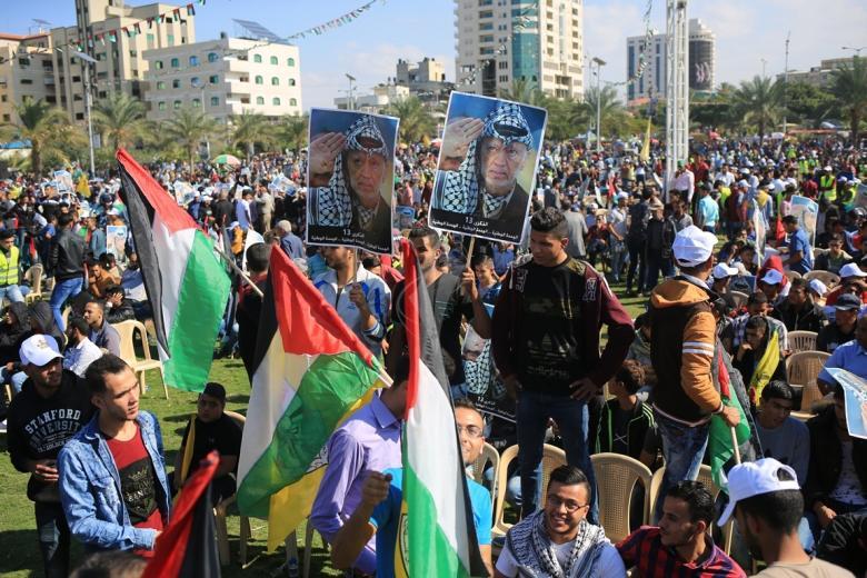 كم عدد سكان غزة؟