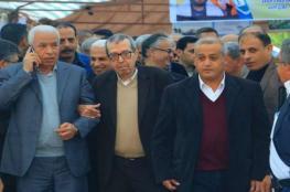 وفدا الشعبية والديمقراطية يتوجهان إلى القاهرة وبعدها لدمشق