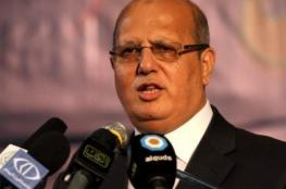 """الخضري: """"إسرائيل"""" تتحمل مسؤولية الأزمة الإنسانية في قطاع غزة"""