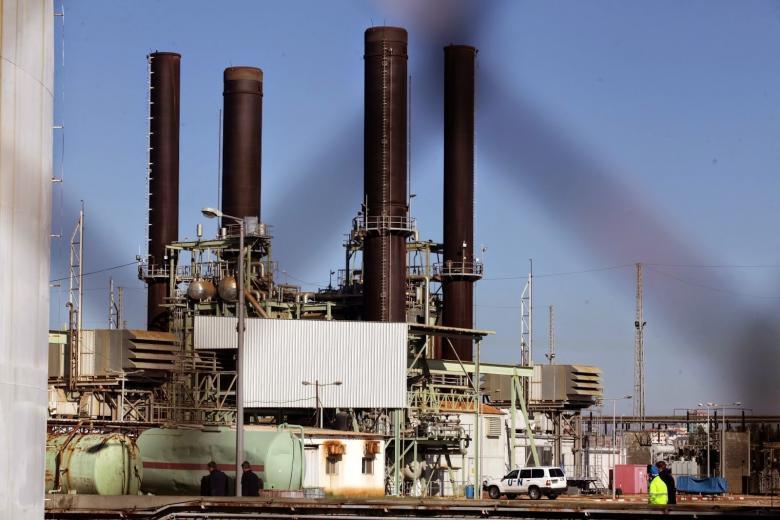 تنويه هام من شركة كهرباء غزة جول تضرر شبكات التوزيع