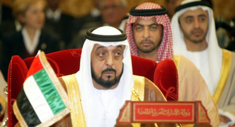 أحدث ظهور لرئيس الإمارات منذ 9 أشهر