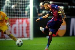 نيمار: لا يهمنا يوفنتوس فنحن برشلونة