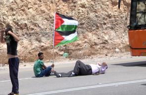 مواجهات مع الاحتلال في بلعين