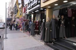 بلدية دير البلح تشرع بإزالة التعديات عن الطرقات