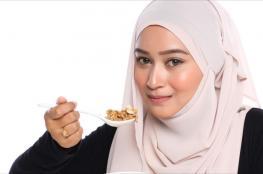 8 نصائح لخسارة الوزن في رمضان