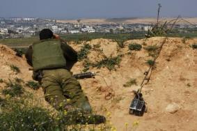 الاحتلال ينشر جنود احتياط في محيط قطاع غزة لهذا الغرض