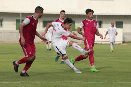 7 مباريات تُقام في دوري غزة اليوم