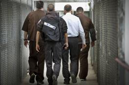 7 أسرى يواصلون إضرابهم احتجاجاً على الاعتقال الإداري