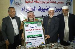 حماس تشرع بزيارة أسر 1700 شهيدٍ بخان يونس