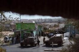 الاحتلال يعتقل شابا من حزما بتهمة نيته تنفيذ عملية