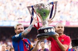 """برشلونة """"واثق"""" من بقاء """"البرغوث والقائد"""""""