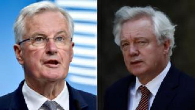 """بريطانيا تستعد لصفقة """"تاريخية"""" للخروج من الاتحاد الأوربي"""