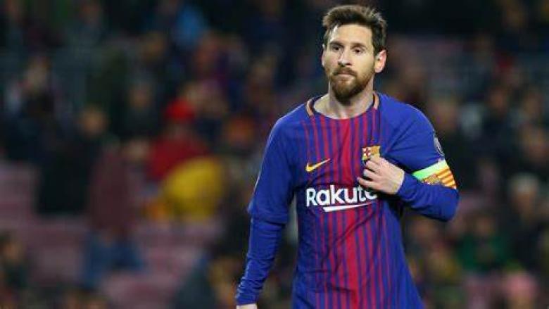 ميسي: فكرت في مغادرة برشلونة